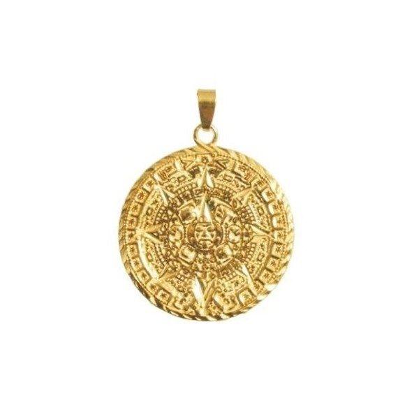 Kalendarz Majów - duży medalion