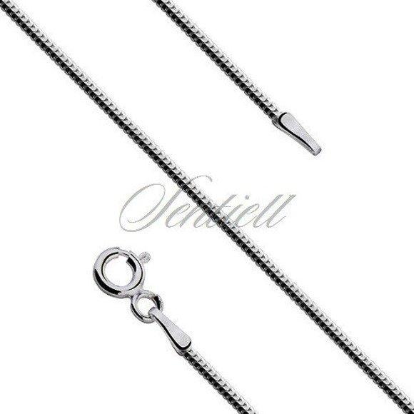 Linka srebrna pr. 925 snake diamentowany Ø 0120 waga od 3,0g